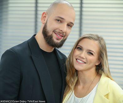 Maciej Pela i Agnieszka Kaczorowska lada chwila zostaną rodzicami