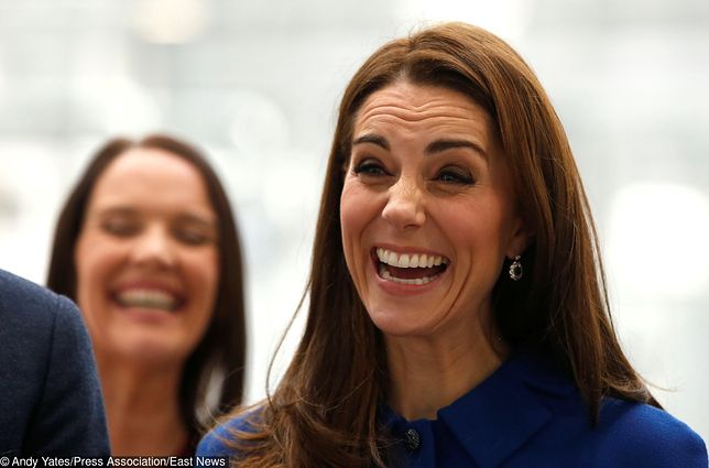 Kolejne plotki o ciąży księżnej.