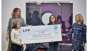 Polska firma odzieżowa wydała 2 mln zł na pomoc