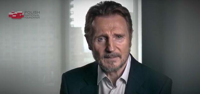 Liam Neeson w spocie PFN. Słynny aktor mówi, czym dla świata była Bitwa Warszawska