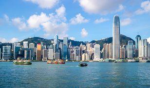Hongkong ma stanowić centrum finansowo-logistyczne megacity