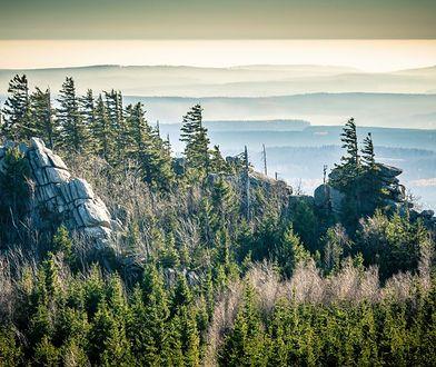 Niemcy - szlak czarownic z gór Harzu