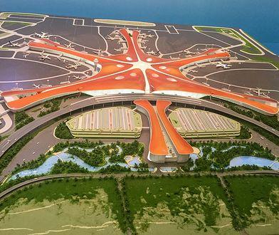 Nowe lotnisko powstanie w Pekinie jeszcze w tym roku