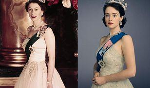 """Królowa Elżbieta II przyznała, że ogląda """"The Crown"""". Oto jak wygląda w serialu"""
