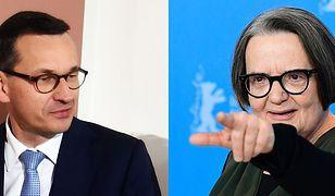 Agnieszka Holland nie szczędzi uszczypliwości premierowi