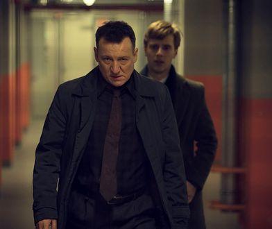 Robert Więckiewicz i Maciej Musiał w pierwszym polskim serialu Netfliksa