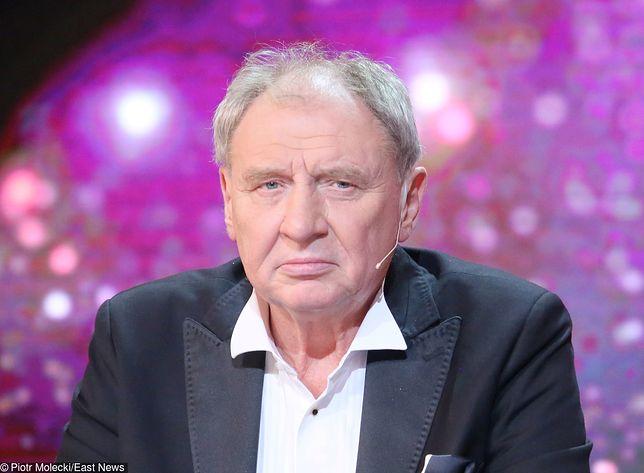 Andrzej Grabowski odbił się od dna