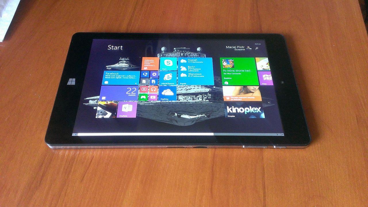 Kiano Intelect 8 3G MS z Windows 8.1 i usługą Bing
