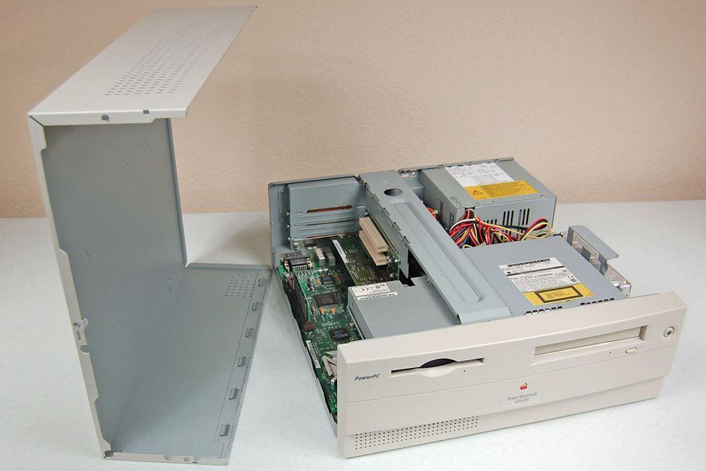 PowerMac 4400 – sklonujmy samych siebie i PeCeta