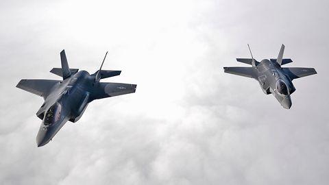 Firmware myśliwców F-35 będzie aktualizowane jak w smartfonach