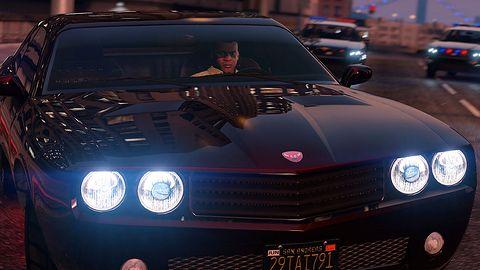 Fotorealistyczne GTA V PC z fanowską modyfikacją Teddyhancer