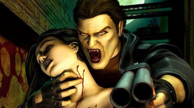 Grafika z Vampire: The Masquarade