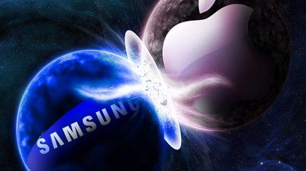 Wojna patentowa na linii Samsung - Apple trwa w najlepsze