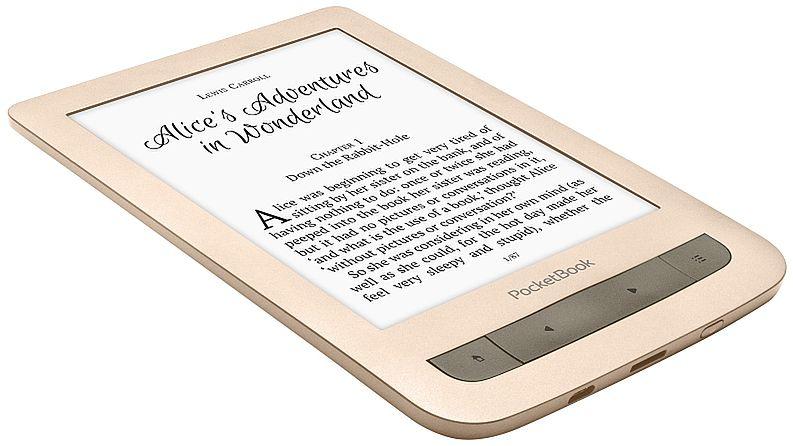 PocketBook Touch Lux 3 Gold – złota dekada e-czytania