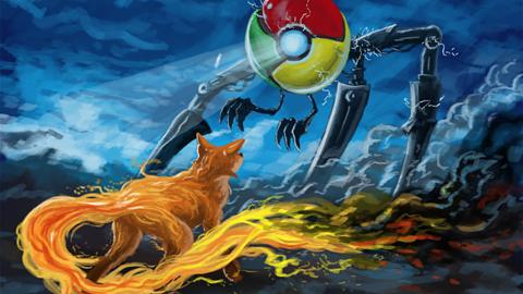 Mozilla jest uzależniona od Google. Właśnie walczy o przyszłość swoich projektów