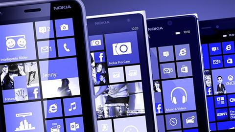 Nadella nie przejmuje się małym udziałem mobilnego Windowsa. Wierzy w jego sukces