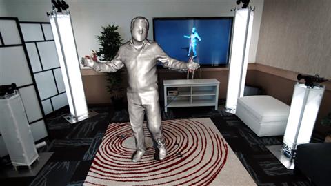Z goglami HoloLens nadejdą hologramy? Microsoft prezentuje Holoportację