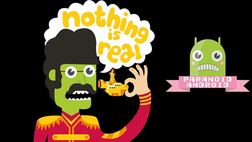 Modyfikacje Androida: Paranoid Android