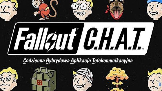 Fallout CHAT pomoże stworzyć wiadomości dla fanów Fallouta