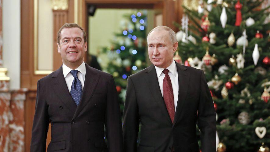 Ostatni podpis musi złożyć Władimir Putin /fot. GettyImages