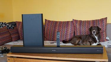 Sharp HT-SBW460 — soundbar z Dolby Atmos
