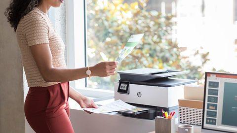 HP poszerza ofertę urządzeń wielofunkcyjnych OfficeJet Pro. To propozycje dla małych firm