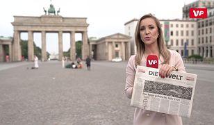 """Okładka """"Die Welt"""" o II wojnie światowej. Jest też słowo od premiera Mateusza Morawieckiego"""