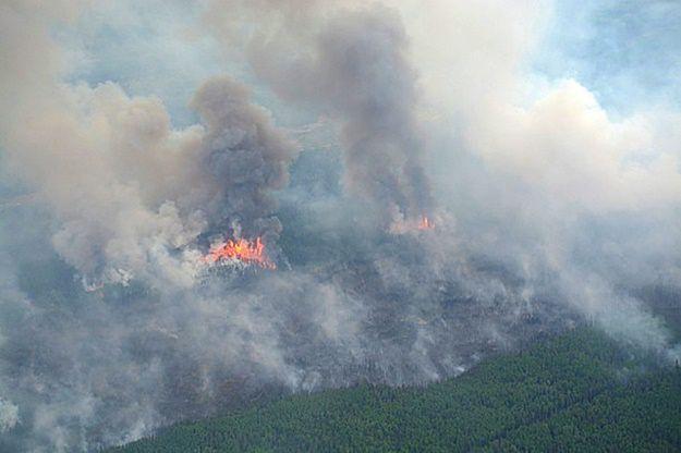 Pożary na zachodzie Kanady i USA są w tym roku wyjątkowo liczne