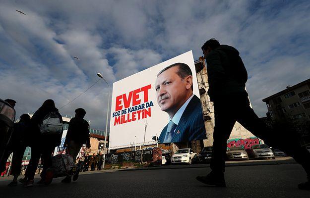 Prezydent Turcji ostrzega Europejczyków: nie będziecie bezpiecznie chodzić po ulicach
