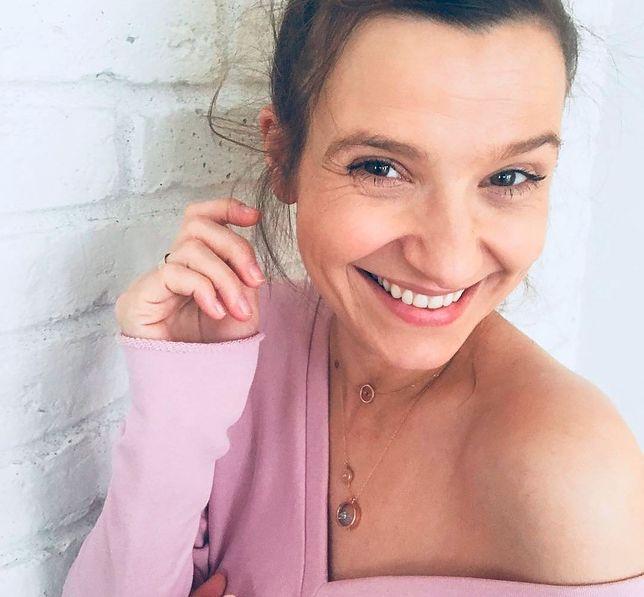 Joanna Koroniewska ma powody do uśmiechu.