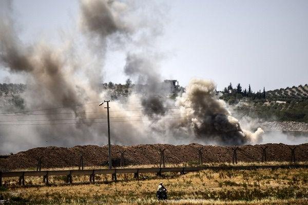 USA przyznały, że atak na wojska syryjskie wstrzymano z opóźnieniem