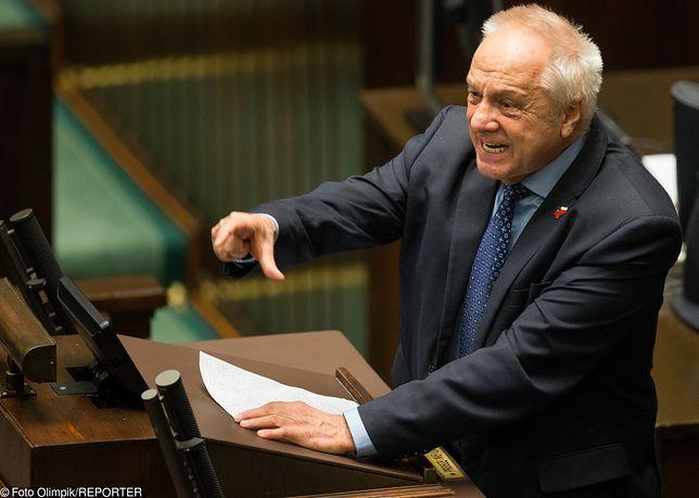 Stefan Niesiołowski ma fatalne mniemanie o Grzegorzu Schetynie