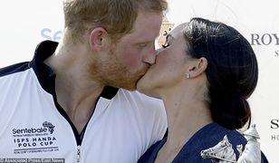 Meghan i Harry na meczu polo. Dali się porwać emocjom