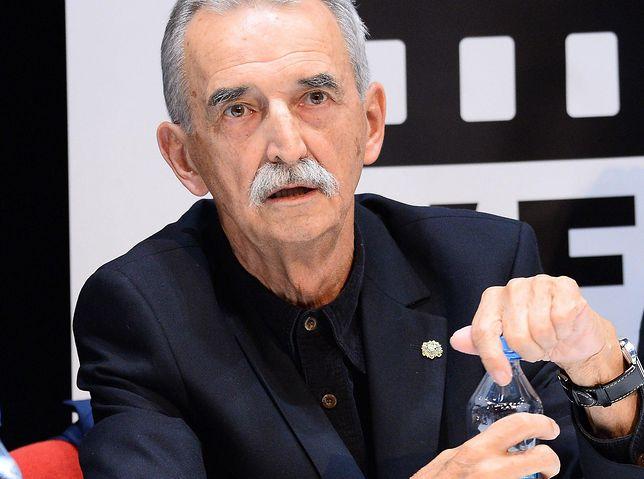 """Marek Koterski z rodziną nagrał płytę """"7 uczuć"""". Mocne, w punkt"""