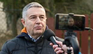 Przesłuchanie Władysława Frasyniuka trwało 10 minut