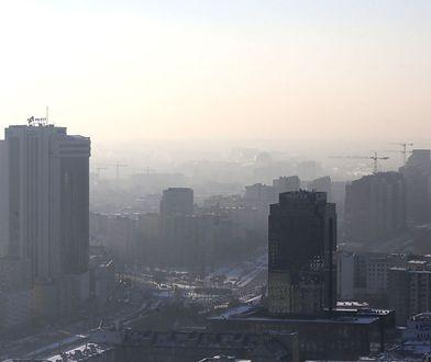 Normy przekroczone o ponad 1000 proc! Dramatyczna jakość powietrza w całym kraju
