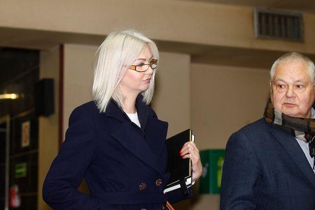 Martyna Wojciechowska i Adam Glapiński