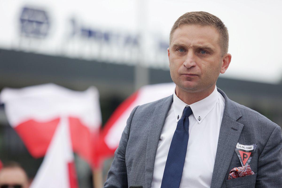 Warszawa. Organizatorzy Marszu Niepodległości twierdzą, że Rafał Trzaskowski popełnił przestępstwo