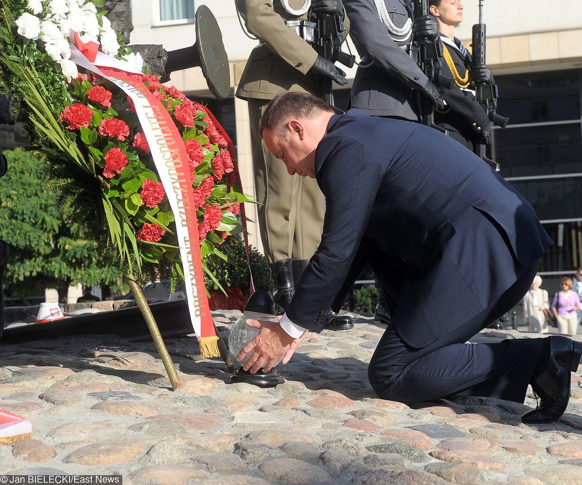 79. rocznica agresji sowieckiej na Polskę. Prezydent upamiętnił ofiary