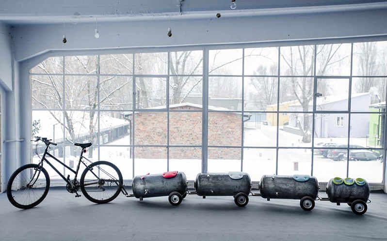 Jak zrobić samochód z wanny? Zobaczysz na wystawie!