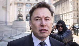 Elon Musk oskarżony o zniesławienie.