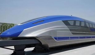 Chiny testują najszybszą kolej na świecie
