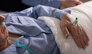 Wysokie temperatury sprawiają, że pacjentom jeszcze gorzej się funkcjonuje.