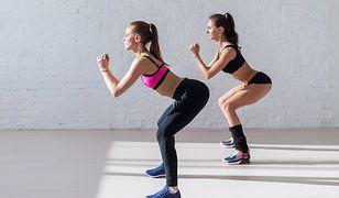 Ćwiczenia na mięśnie pośladków ujędrnią i wymodelują pupę.