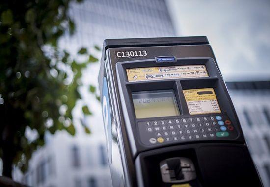 Warszawa. Będzie podwyżka kar za brak biletu parkingowego (fot. Zarząd Dróg Miejskich)