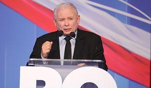Jarosław Kaczyński staje w obronie zawieszonego naukowca