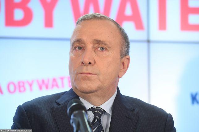 Grzegorz Schetyna zapowiedział skierowanie do SN protestów wyborczych