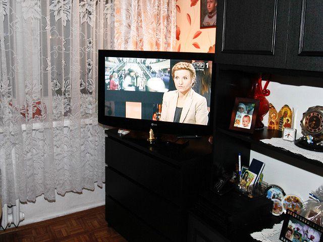 Telewizory w polskich domach