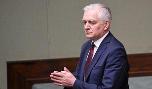 W poniedziałek Jarosław Gowin zrezygnował z funkcji wicepremiera.
