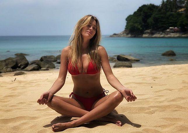 Marcelina Zawadzka pokazała zdjęcie w bikini. Co za figura!